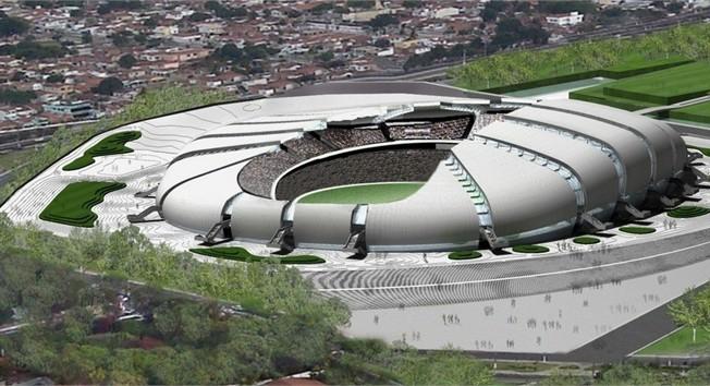 Estádio das Dunas - Natal