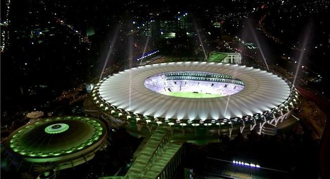 Estádio do Maracanã - Rio De Janeiro